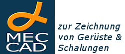 MEC CAD to design Scaffolding & Formworks